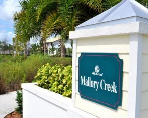 Mallory Creek Abacoa